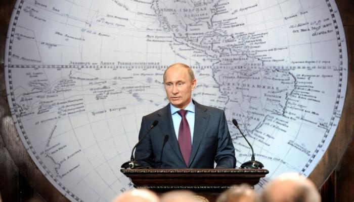 Владимир Путин предложил РГО проложить туристические пути по Сибири