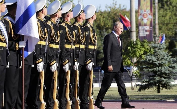 Владимир Путин прибыл в Курск на празднование 75-летия победы вКурской битве