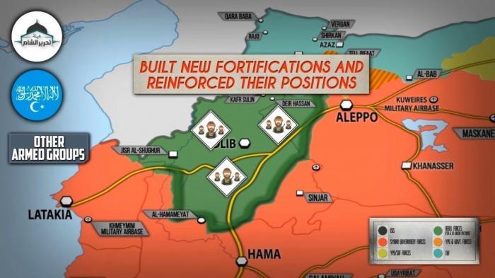 Сирия. Отчет Минобороны России о результатах операции в Сирии