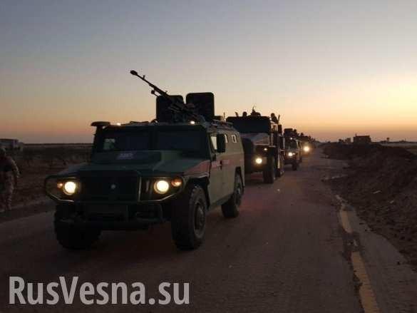 Армия России отнимает у наёмников Идлиба живой щит