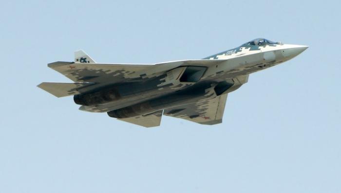 Су-57, который летает сам по себе. Новейший самолет наделят искусственным интеллектом