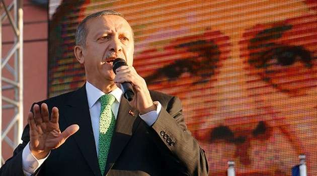 Реджеп Эрдоган задумал перевернуть геополитическую карту Ближнего Востока