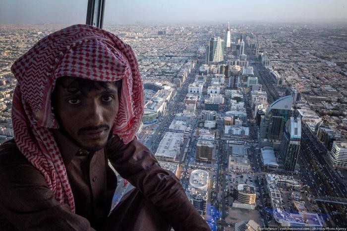 Это в России проблемы? Вы на Саудовскую Аравию посмотрите!