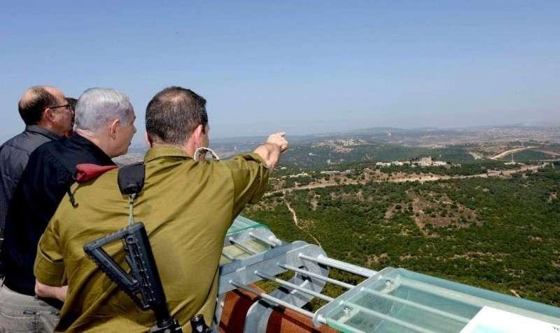 Сионисты стремятся полностью отобрать у Сирии Голаны