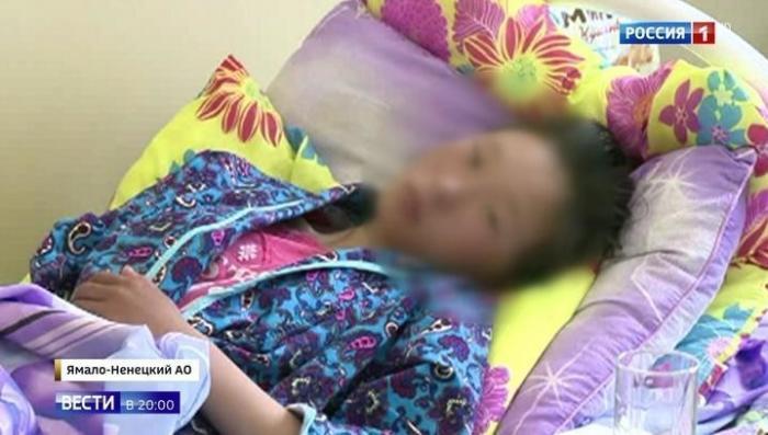 Ямал. После двух недель найдена и спасена 15-летняя Света