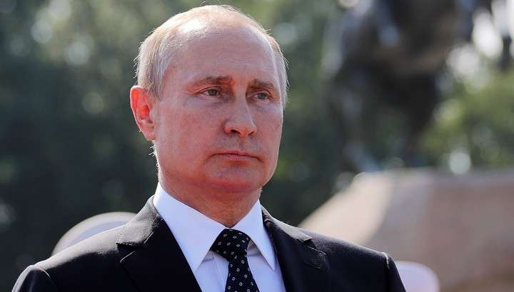 Путин приветствовал участников