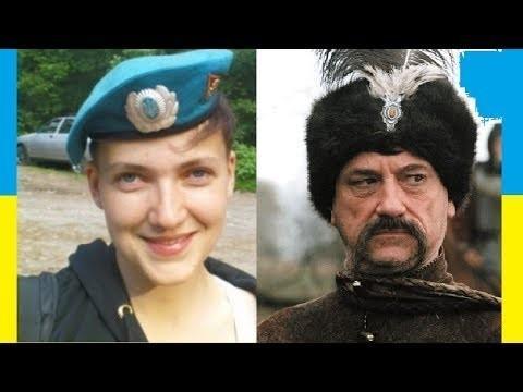 Ходос: почему евреи убивают Надежду? Савченко и Хмельницкий