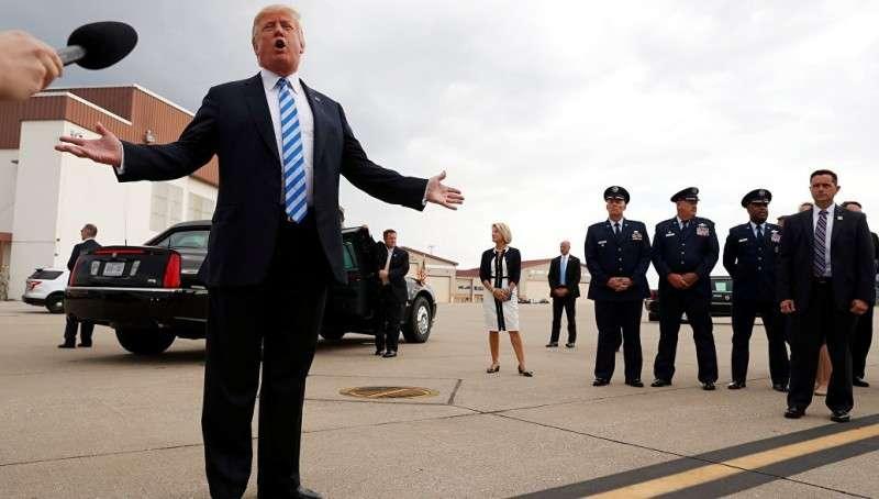 Глобалисты против Дональда Трампа. Дойдет ли до импичмента?