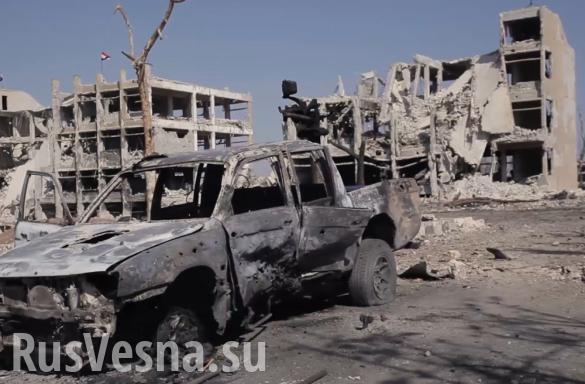 Белоруссия готова помогать восстанавливать инфраструктуру Сирии | Русская весна