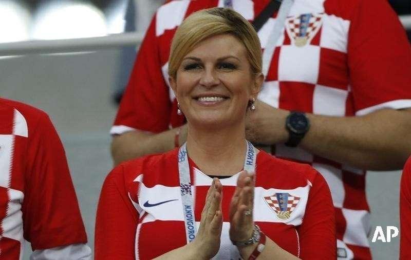 Аппетитная цэрэушница, обаятельная глобалистка – глава Хорватии Колинда Грабар-Китарович