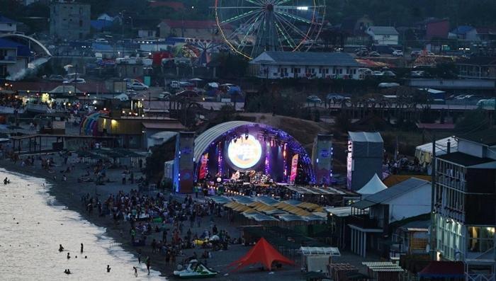 Крым: Koktebel Jazz Party завершился фантастическим выступлением российских талантов