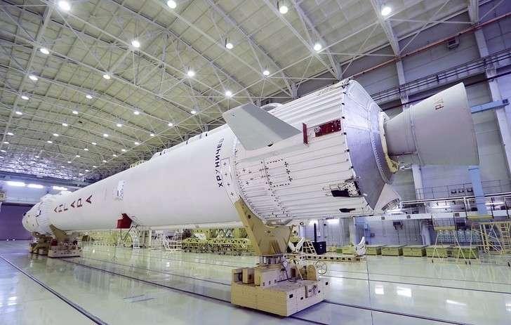 Центр Хруничева заключил контракты напостройку 12 ракет «Ангара»
