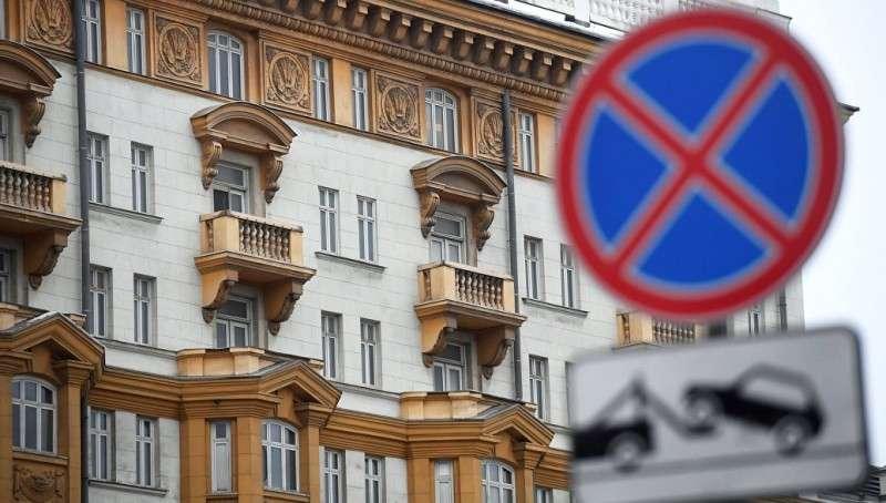 Шпионы США плачутся: совершенно невозможно спокойно работать в Москве!