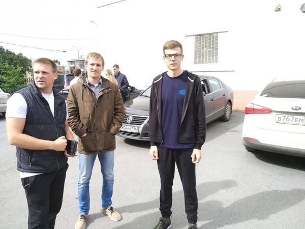 Суд по делу Влада Рябухина вынес приговор в пользу кавказских бандитов