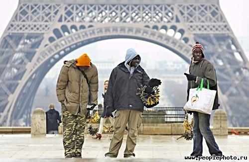 Юмор против паразитов: неужели Франция действительно находится в Африке?