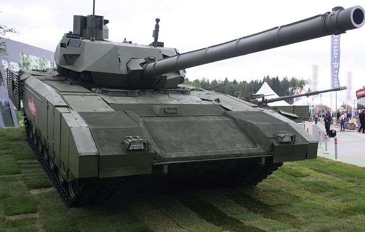 ВРоссии создали новую технологию управления снарядами для бронетехники