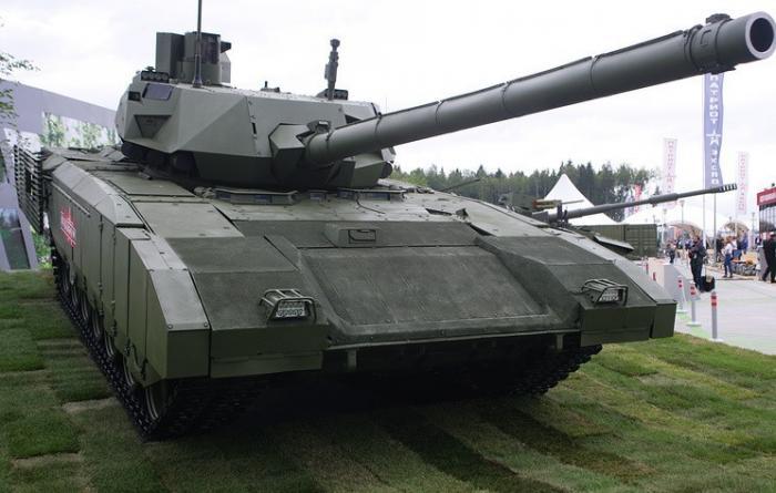 ВРоссии создали новую дешевую технологию управления снарядами для любой бронетехники