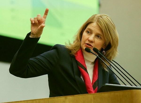 Твердый ответ Натальи Касперской либералам: «цифровизацией займутся не такие как вы»