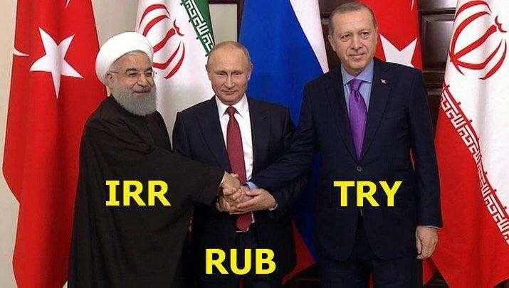Почему Турция поможет Асаду взять Идлиб? Потому что Россия так сказала!