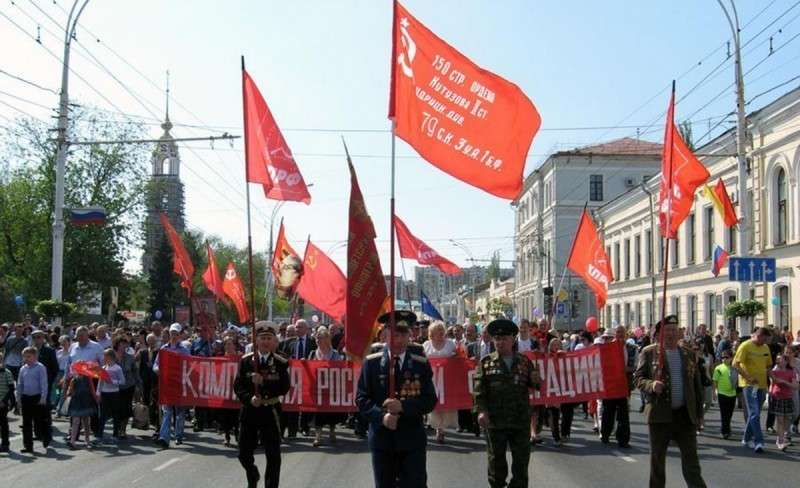 В Перми общественники подали в суд на чиновников-русофобов, запретивших Знамя Победы