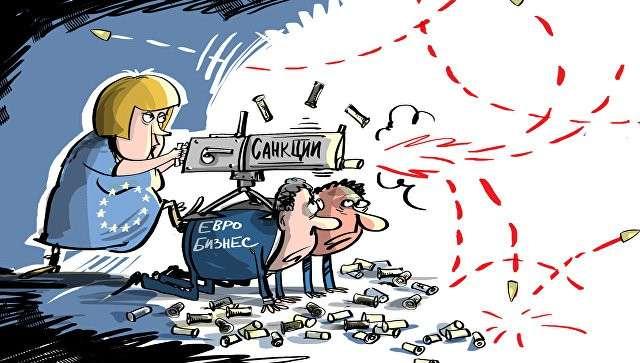 Германия первая не выдержала антироссийских санкций США