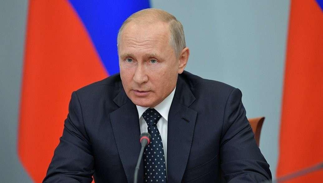 Владимир Владимир Путин уволил 15 генералов силовых ведомств
