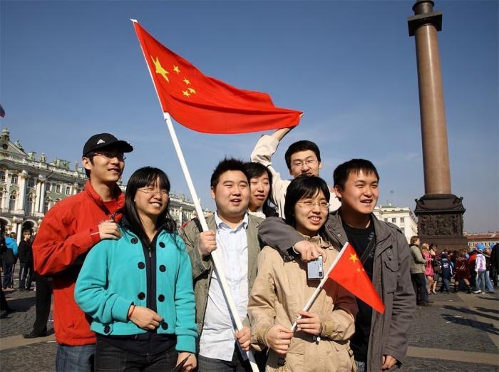 Туризм из Китая в Россию с января по июль этого года вырос на 150%