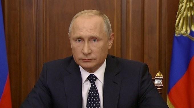 Обращение Владимира Путина кгражданам России по поводу пенсионной реформы. Полный текст