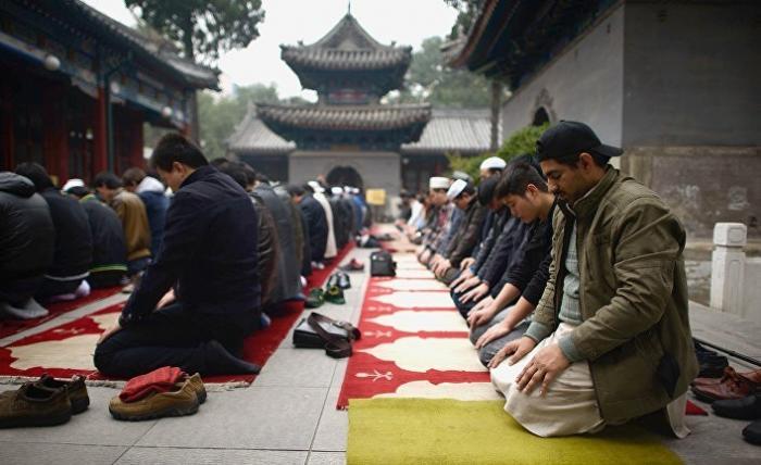 Китай рассматривает ислам как психическое заболевание, поддающееся лечению