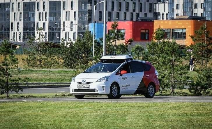 ВТатарстане запустили первое вЕвропе беспилотное такси