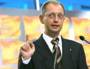 Яценюк отказался подписывать соглашение об ассоциации с ЕС