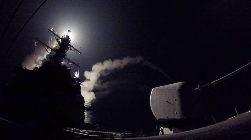 Опять химичат: кчему могут привести новые удары СШАпоСирии