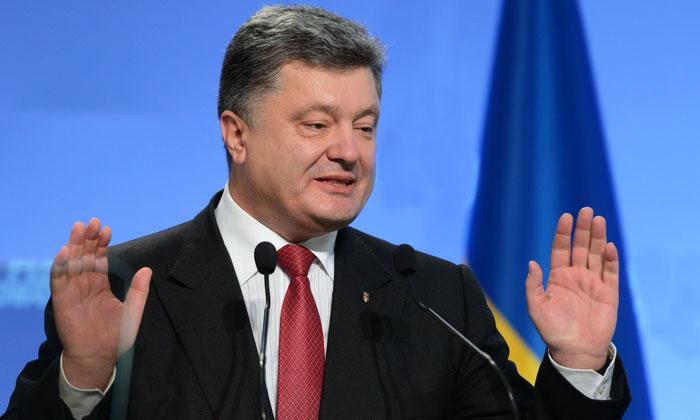 Лживая клятва Порошенко