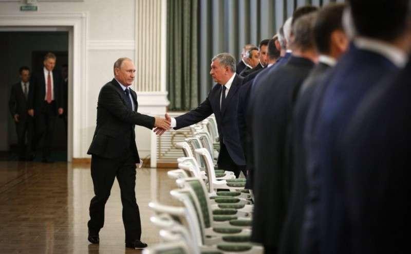 Форбс опубликовал рейтинг самых влиятельных людей России