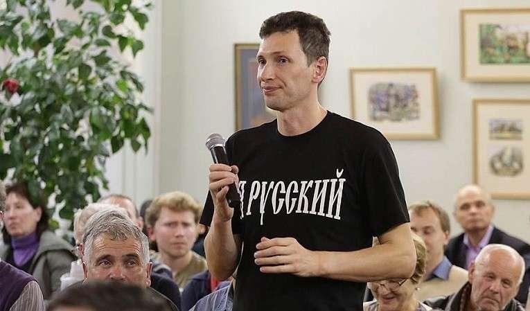Отрицание холокоста. Пермь: еврей Кляйнер натравил МВД на патриота Юшкова