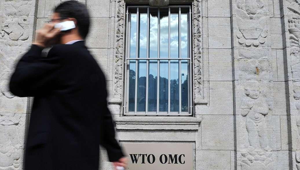 Хуцпа пиндосов: Хуцпа пиндосов: США пожаловались на Россию в ВТО из-за пошлин