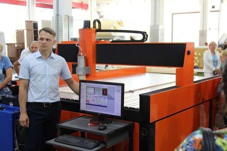 Завод попроизводству автодомов открылся вМосковской области