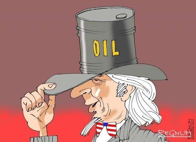 Всё из-за нефти