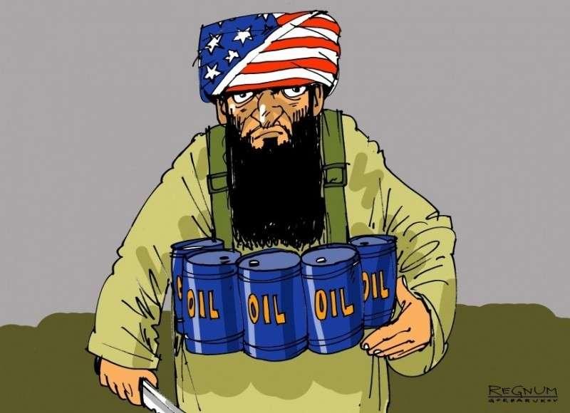 Война в Сирии: всё-таки была развязана из-за нефти