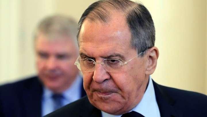 Россия жестко предупредила Запад не играть с огнем в Сирии, – Сергей Лавров