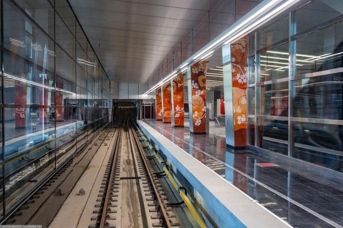 На юго-западе Москвы открыли 7 новых станций метро иэлектродепо «Солнцево»