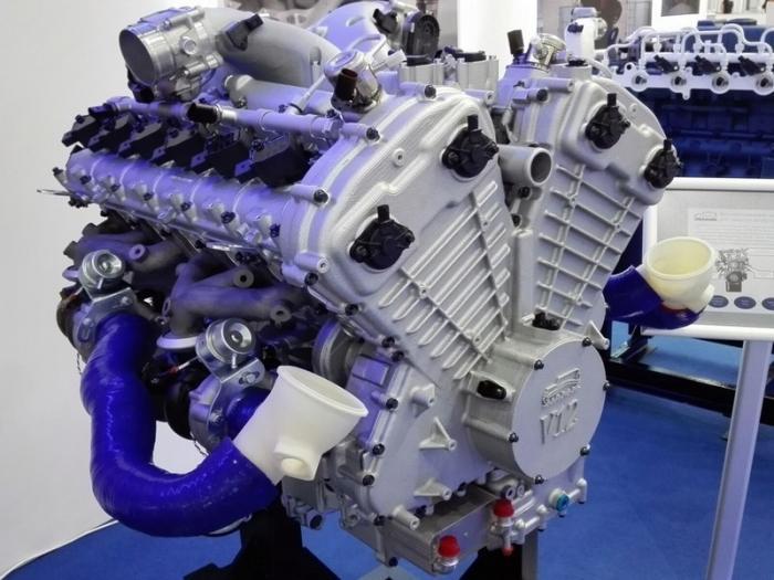 Коробки передач российской компании установили наавтомобили AURUS – проект Кортеж