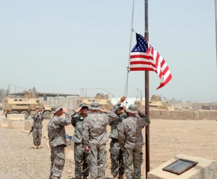 В Сирии коалиция бандитов во главе с США строит в провинции Дейр-Эз-Зор новую военную базу