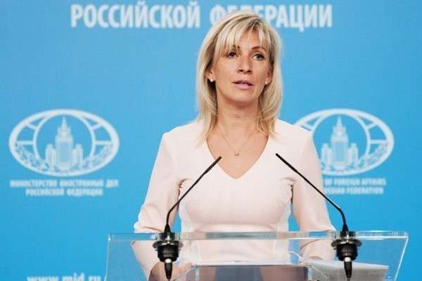Мария Захарова ответила журналисту, назвавшему планы США в Сирии –