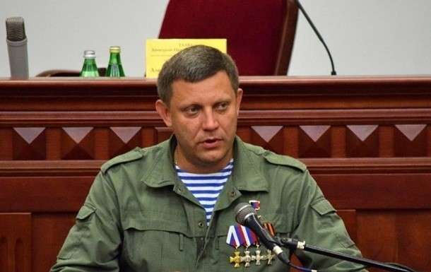 Владимир Путин выразил соболезнования в связи с гибелью Александра Захарченко
