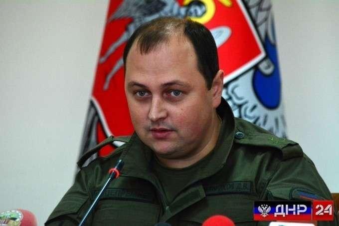 Дмитрий Трапезников будет временно исполнять обязанности главы ДНР