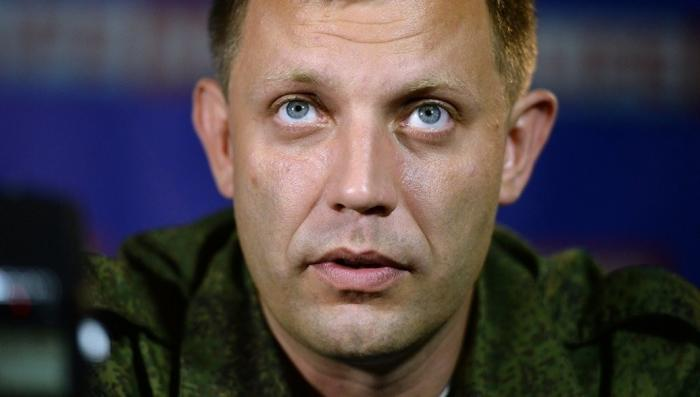 Кто стоит за гибелью главы ДНР Александра Захарченко?