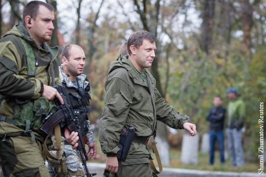 Какие последствия убийство Захарченко будет иметь для существования ДНР