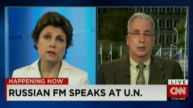 CNN: Речь Лаврова в ООН показывает, насколько Россия сильна