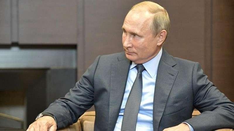 Владимир Путин ответил убийцам Александра Захарченко